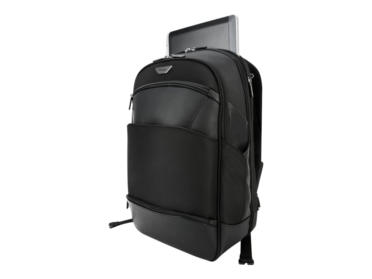 Targus Mobile VIP TSA Backpack SPS 15.6 Black