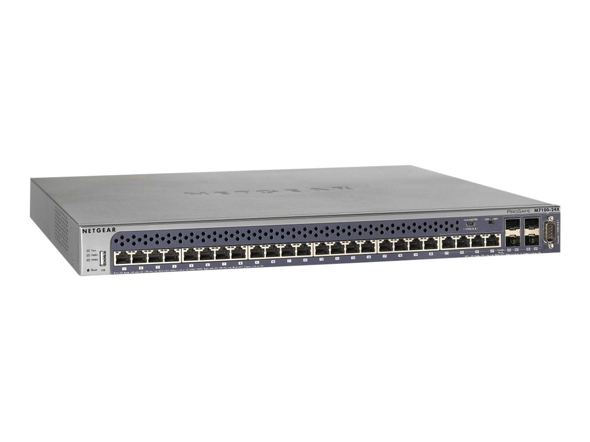Netgear ProSafe M7100 24X Management Switch, XSM7224-100NES