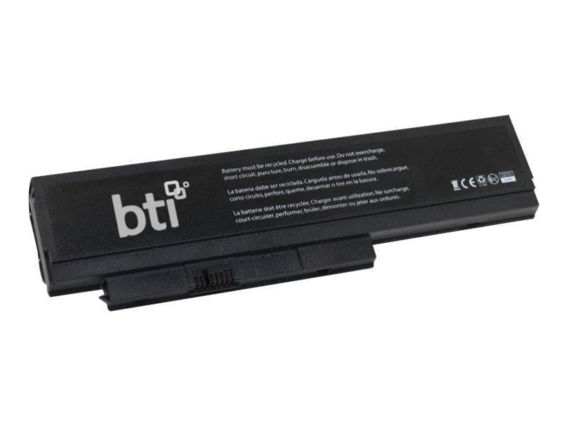 BTI 6-Cell Battery for Lenovo ThinkPad X220 X230 0A36305 0A36282 40Y7625, LN-X230X6, 25236773, AC Power Adapters (external)