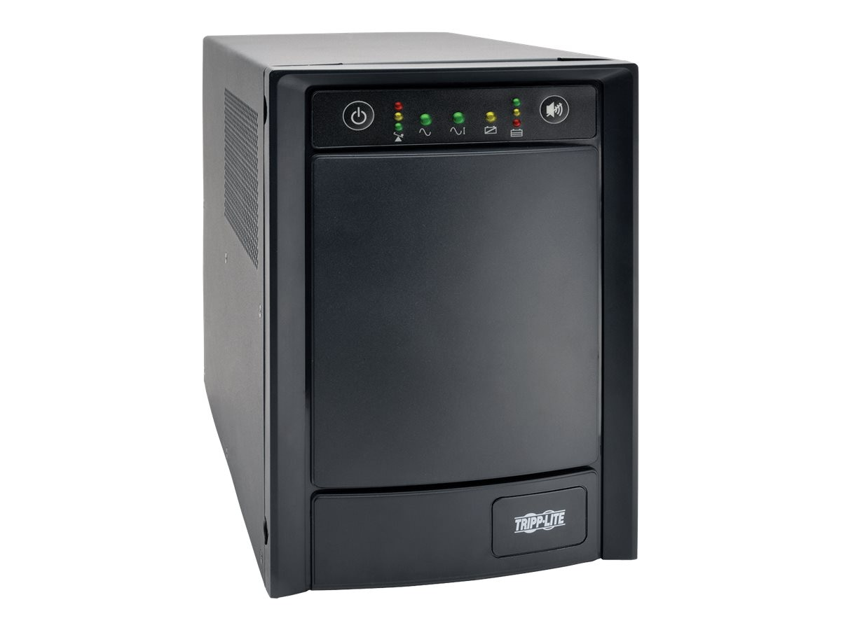 Tripp Lite SmartPro 1500VA 900W 120V Line Interactive Sine Wave Tower UPS, (8) Outlet, Instant Rebate, Save $30, SMC1500T, 21982841, Battery Backup/UPS
