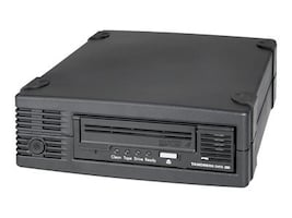 Tandberg Data 800 1600GB LTO-4 SAS Half-Height External Tape Drive Kit, 3513-LTO, 9366210, Tape Drives
