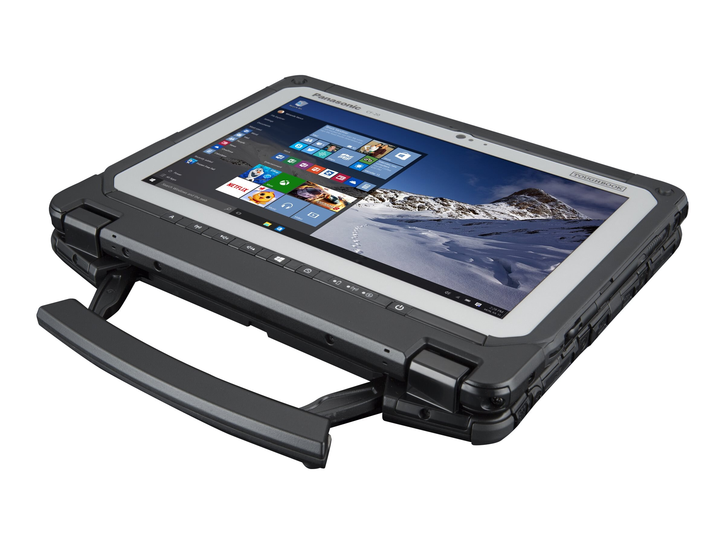 Panasonic Toughbook 20 10.1 WUXGA MT, CF-20ASP11VM