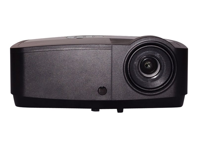 InFocus IN124A XGA DLP Projector, 3500 Lumens, Black, IN124A