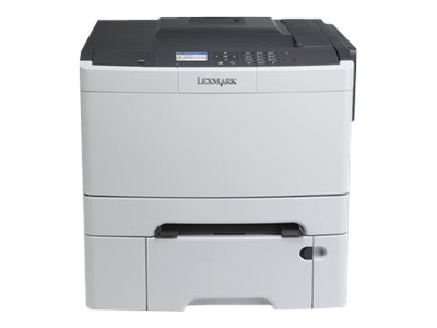Lexmark CS410dtn Color Laser Printer - HV (TAA & Schedule 70 Compliant), 28DT017