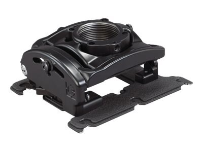 Chief Manufacturing RPA Elite Custom Projector Mount with Keyed Locking (B version), Black, RPMB154