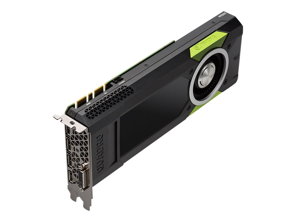 PNY NVIDIA Quadro M5000 PCIe 3.0 x16 Graphics Card, 8GB GDDR5