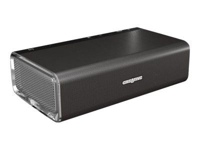 Creative Labs SoundBlaster Roar Portable Speakers, 51MF8170AA001, 27564922, Speakers - Audio