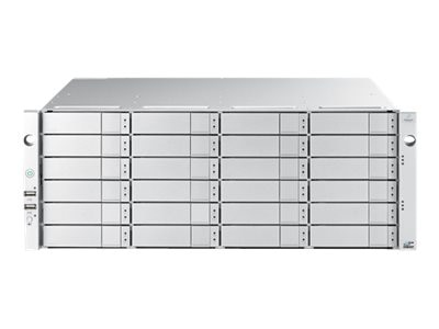 Promise 4U 24BAY 16G FC SINGLE CTLR    CTLRRAID SUBS 24X4TB HDD 12G SAS 96TB