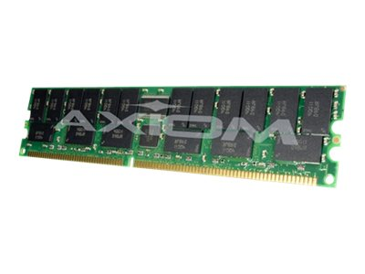 Axiom 1GB PC2700 DDR SDRAM RDIMM for H8DSP-8, K8SSA (S3870), AXR333R25Q/1G, 14314511, Memory