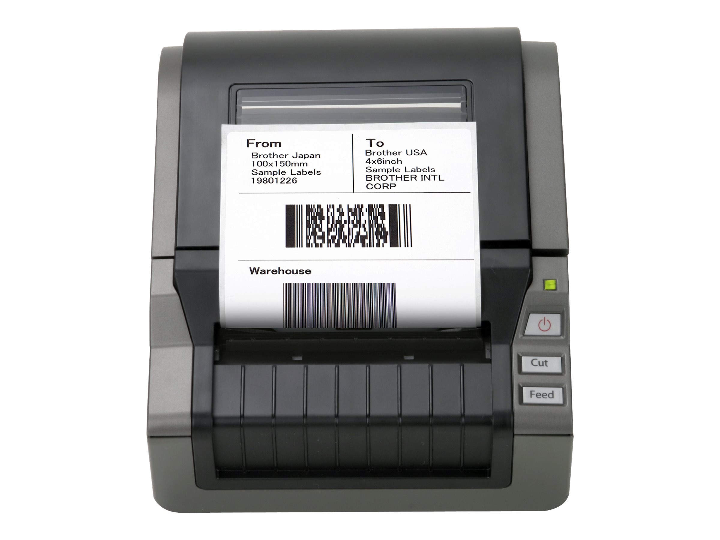 Brother P-Touch QL-1050  PC Label Printer