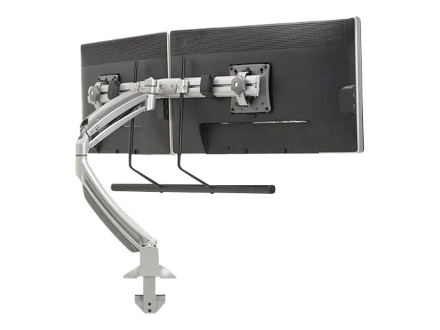 Chief Manufacturing Kontour K1D Dynamic Desk Clamp Mount, Dual Monitor Array