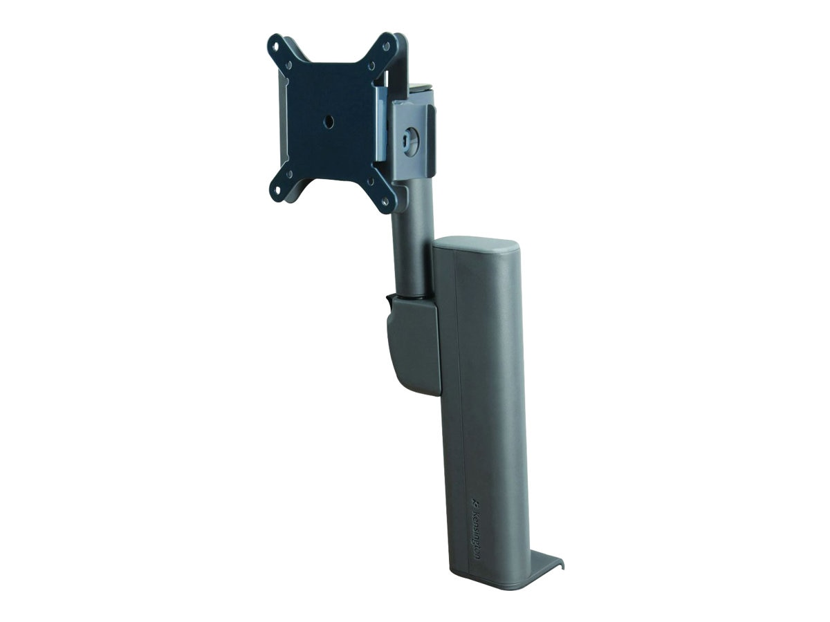 Kensington Column Mount Monitor Arm with SmartFit System, K60903US, 9381532, Stands & Mounts - AV