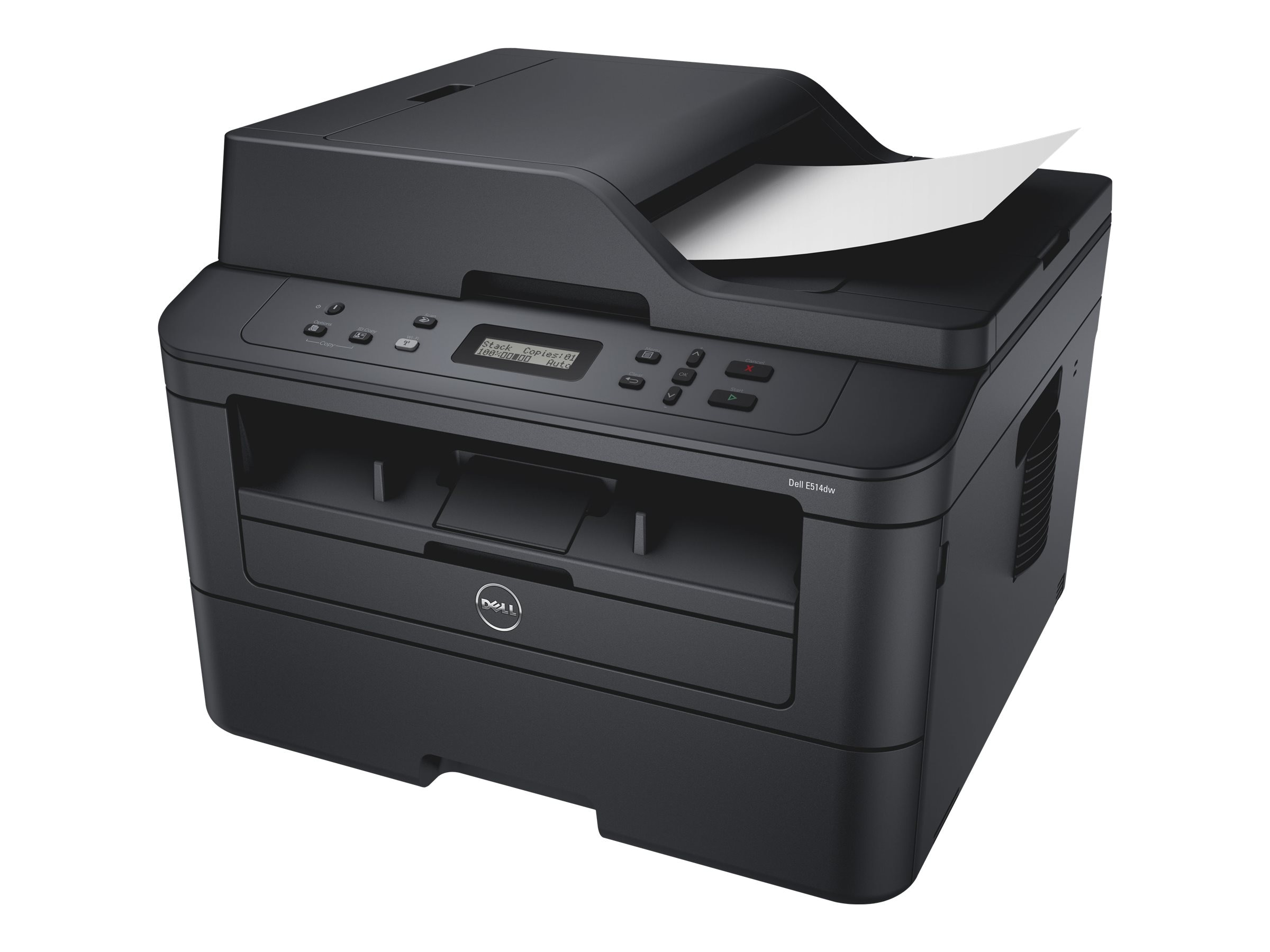 Dell E514dw Black & White Laser Multifunction Printer (210-AEHJ)
