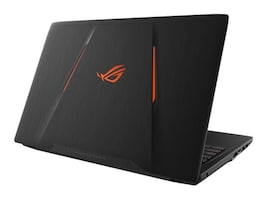 Asus ROG GL753VD Core i7-7700HQ 16GB 1TB DVD-RW GTX 1050 17.3 FHD W10, GL753VD-DS71, 33566490, Notebooks