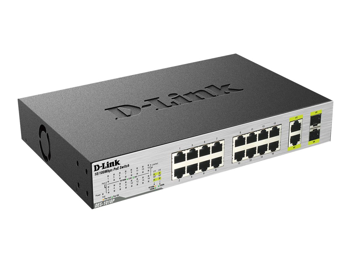 D-Link DES-1018MP Image 2