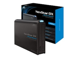 Vantec NEXSTAR DX External 5.25 Optical Drive Enclosure, NST-530S3-BK, 32750359, Drive Mounting Hardware