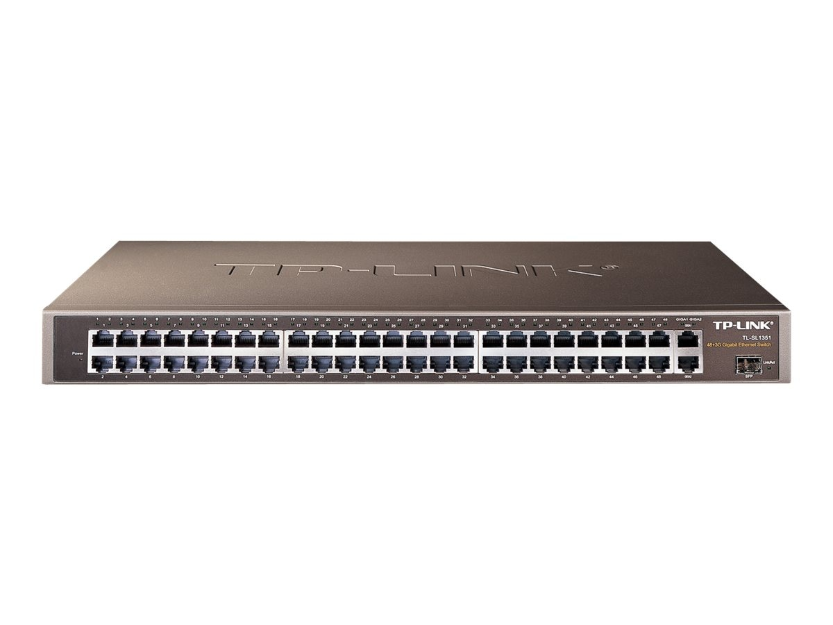 TP-LINK Gigabit Switch, TL-SL1351, 17729084, Network Switches
