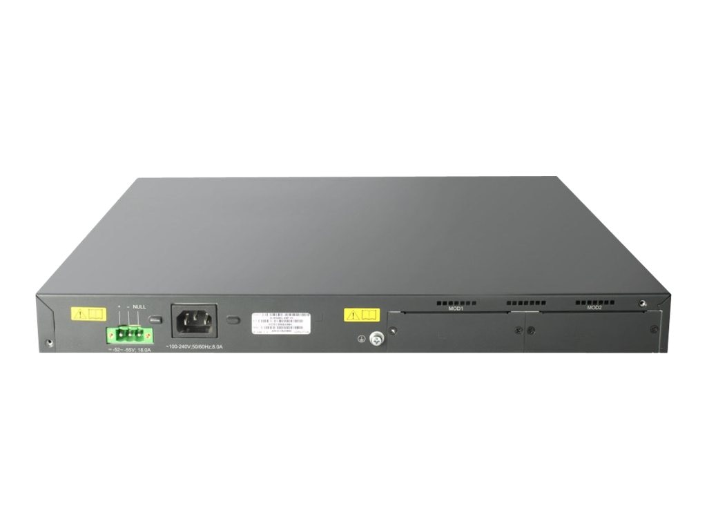 HPE A5500-24G-POE+ EI Switch w  2 Interface Slots, JG241A#ABA