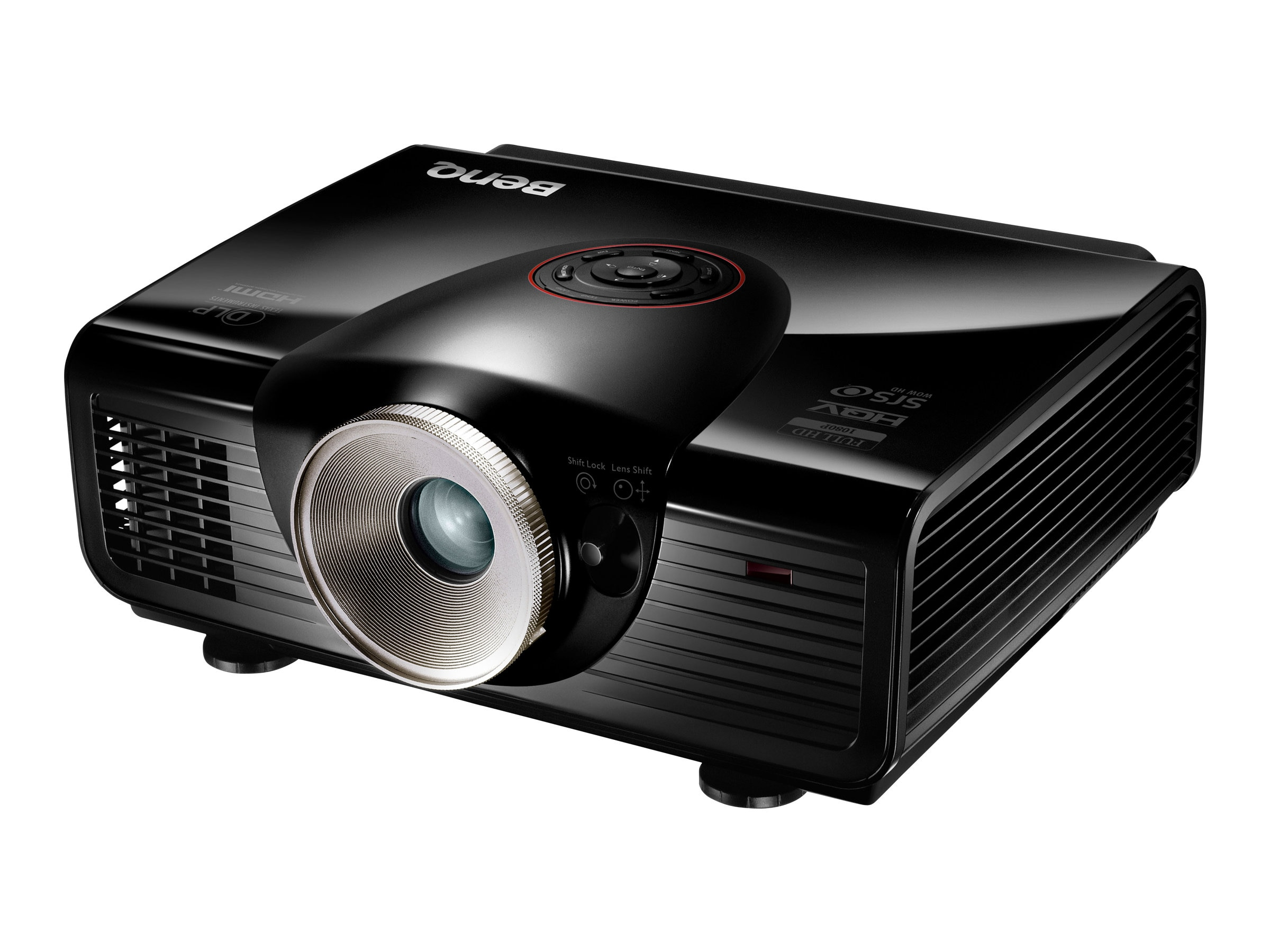 Benq SH940 Full HD DLP Projector, 4000 lumens, Black, SH940, 15114422, Projectors
