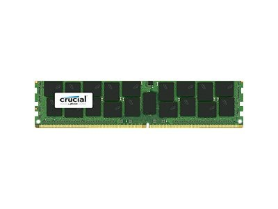 Crucial 16GB PC4-17000 288-pin DDR4 SDRAM DIMM, CT16G4RFD4213, 17787663, Memory