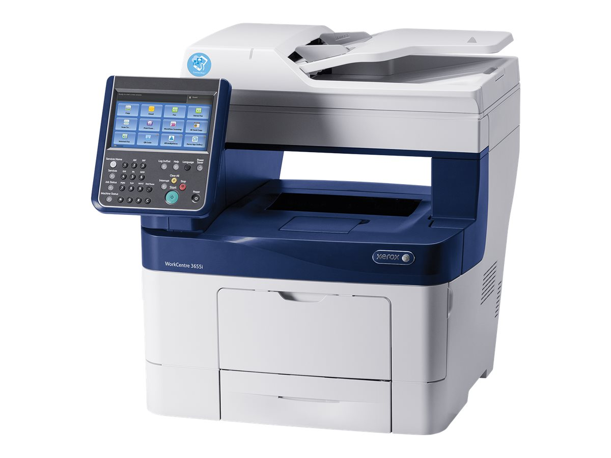 Xerox WorkCentre 3655I SM Monochrome Multifunction Printer