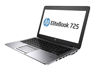 HP EliteBook 725 G2 2.1GHz A10 Pro 12.5in display, P0B94UT#ABA