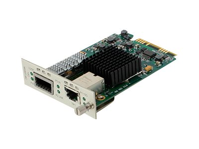 ACP-EP ADD-MCC10GRJXFP 10GBASE-T XFP  PERPPORT RJ45 XFP MEDIA CONVERTER CARD, ADD-MCC10GRJXFP, 14761548, Network Transceivers