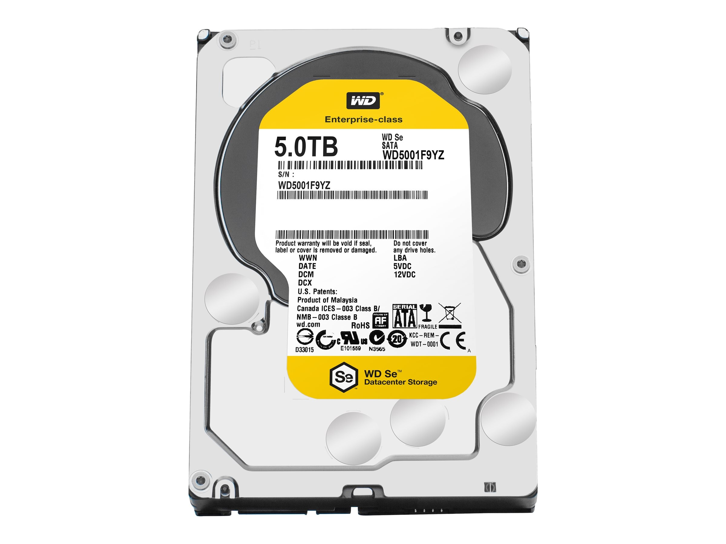 WD WD5001F9YZ Image 3