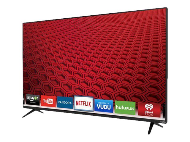 Vizio 55 E55-E2 Full HD LED-LCD Smart TV, Black, E55-E2