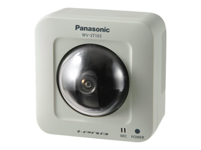 Panasonic 1.3MP Dome Network Camera, Indoor