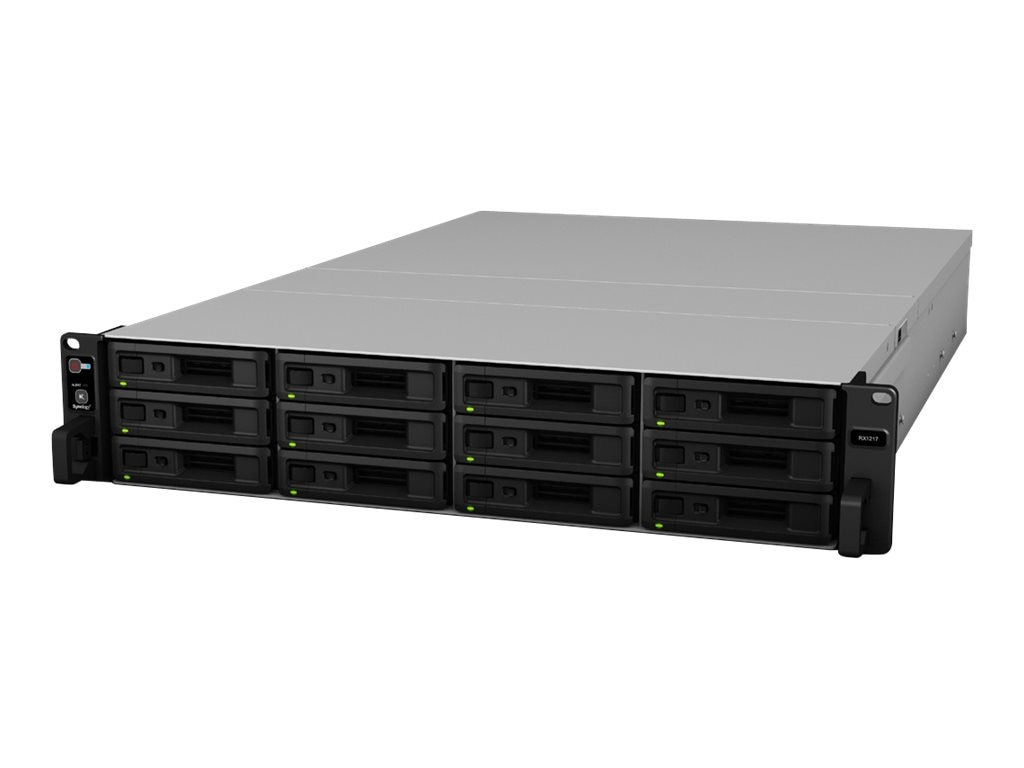 Synology RackStation RX1217 Diskless Expansion, RX1217