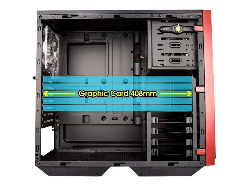 In-win Developement 503 (BLACK) Image 3