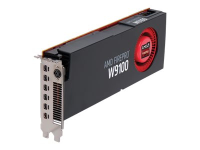 Sapphire AMD FirePro W9100 PCIe 3.0 x16 Graphics Card, 16GB GDDR5, 100-505725, 17099879, Graphics/Video Accelerators