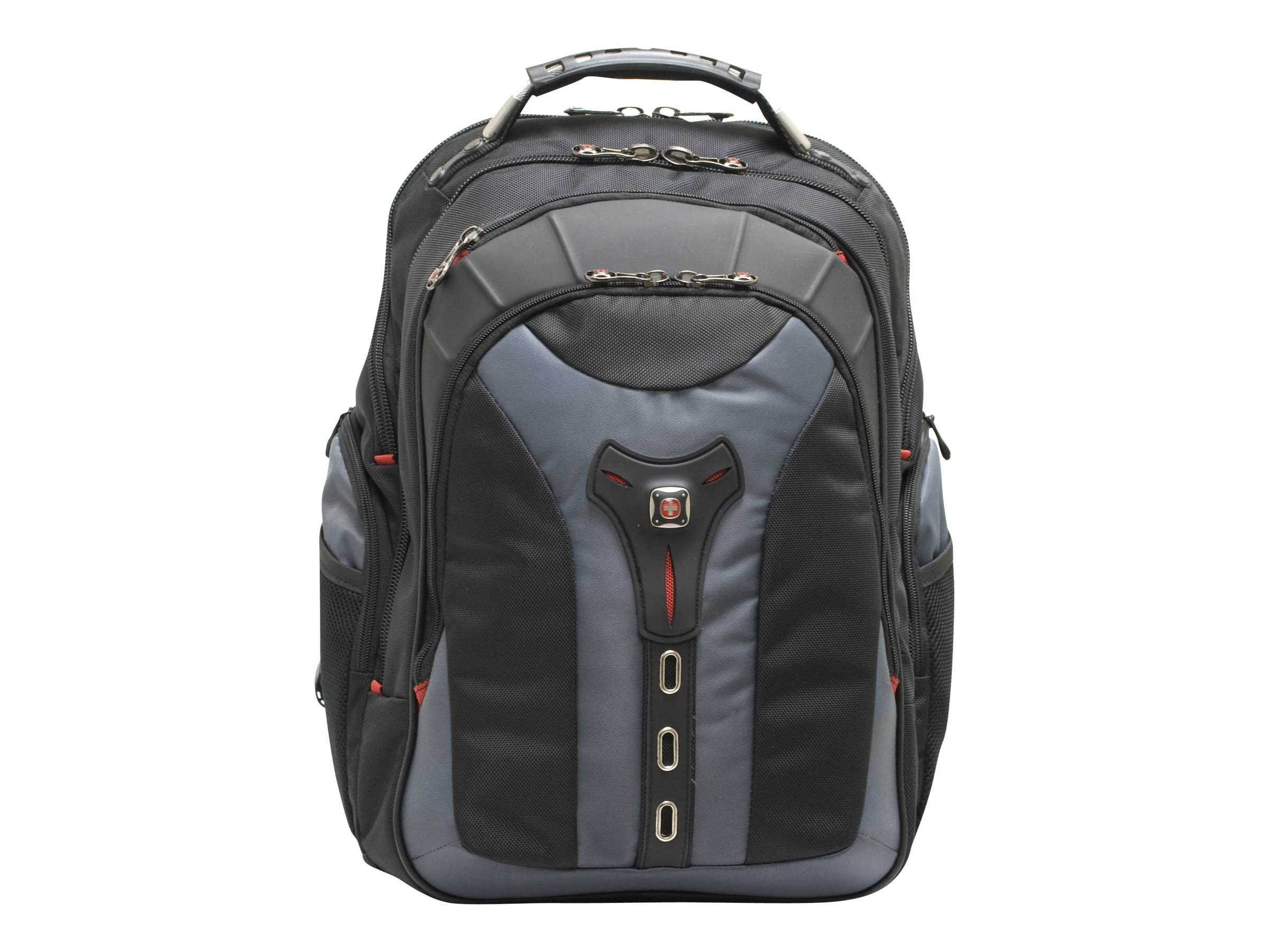 Wenger Pegasus 17 Laptop Backpack, Black Gray