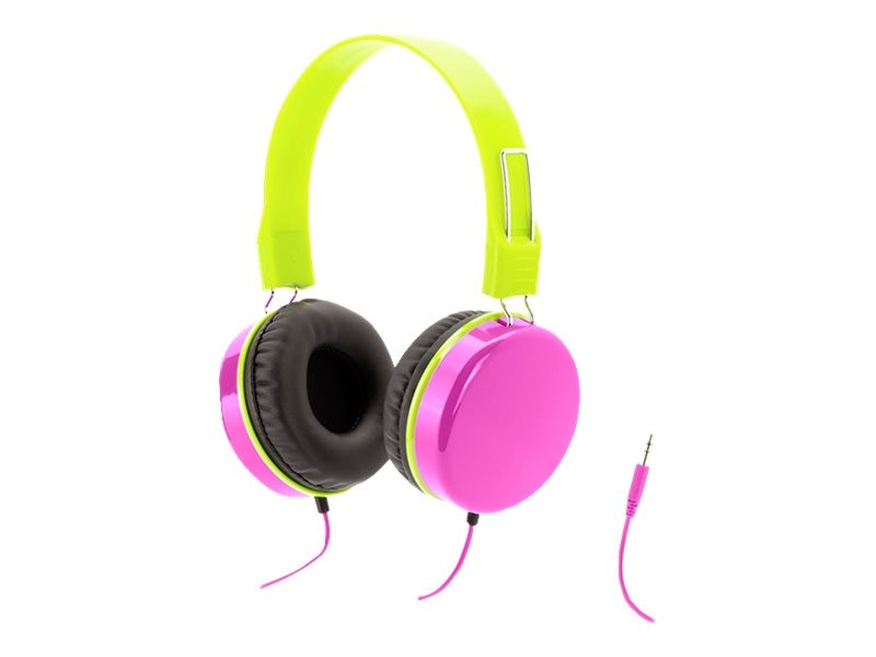 Griffin Crayola MyPhones, Girl, GC36540, 16179105, Headphones