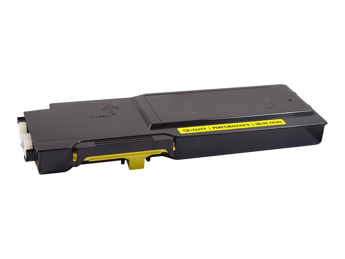 V7 DELL C266X YELLOW COLOR TONER, V72K1VC