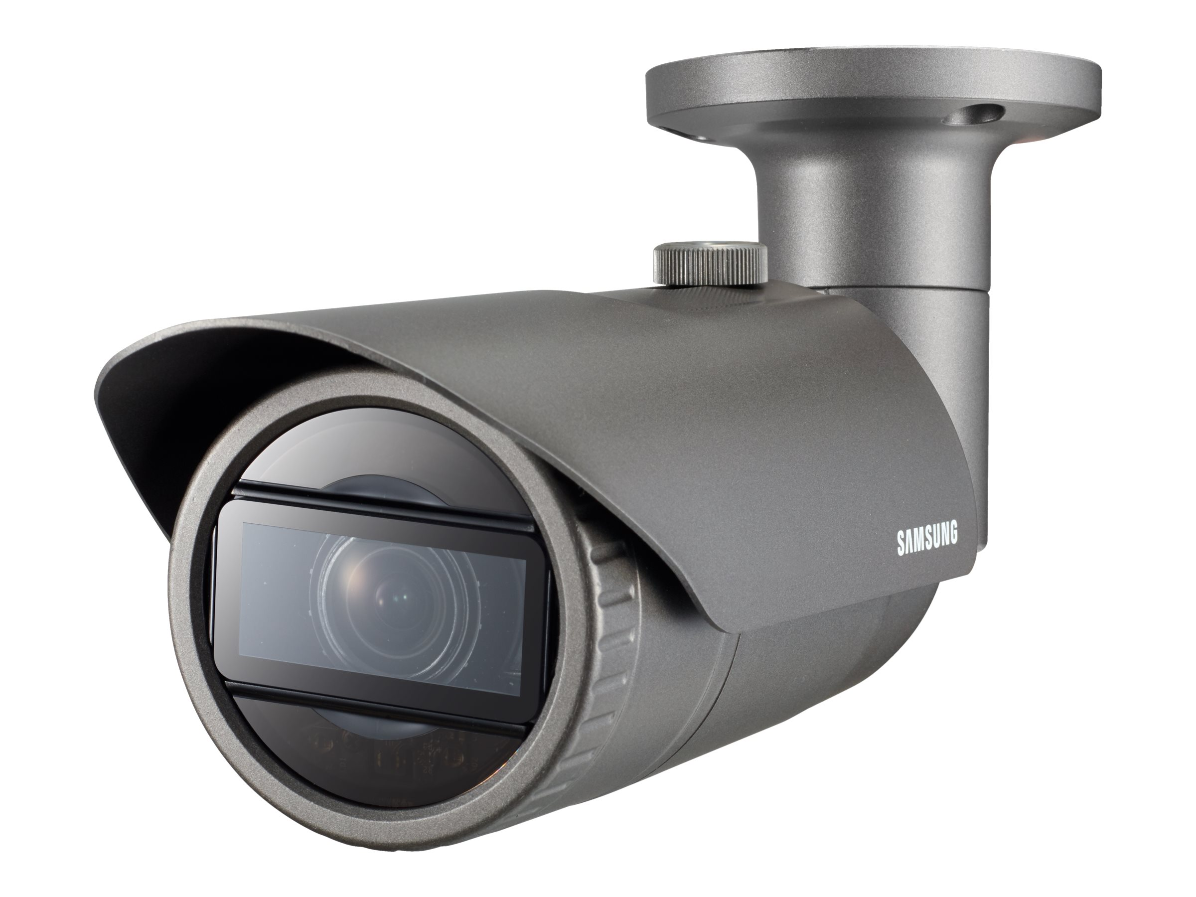 Samsung 4MP Network IR Bullet Camera with 2.8-12mm Lens, QNO-7080R