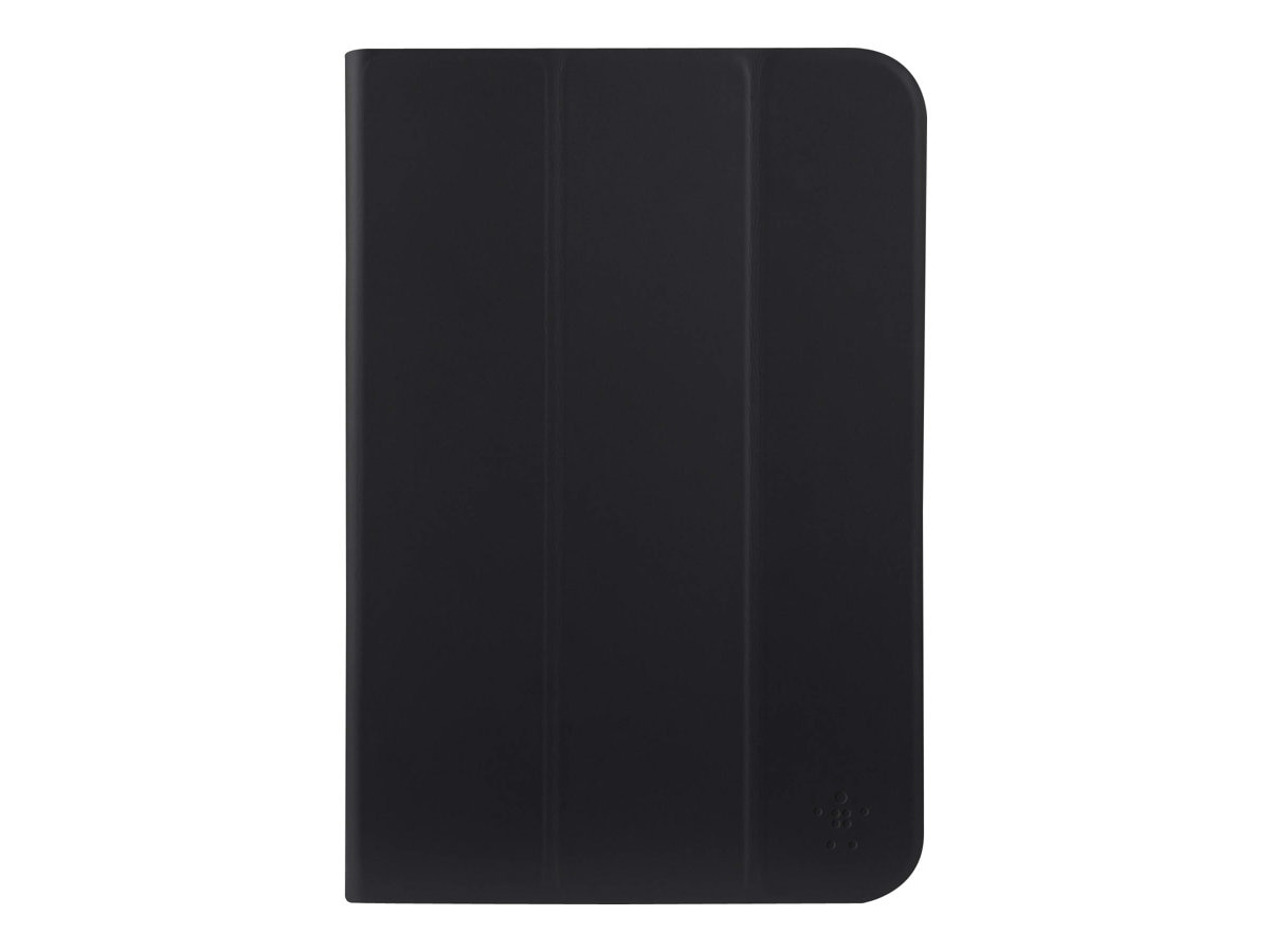 Belkin Universal Cover for 7 to 8 Tablets, Black, F7P224B1C00