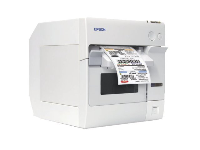 Epson SecurColor Inkjet LAN Printer, C31CA26031, 10663983, Printers - Label