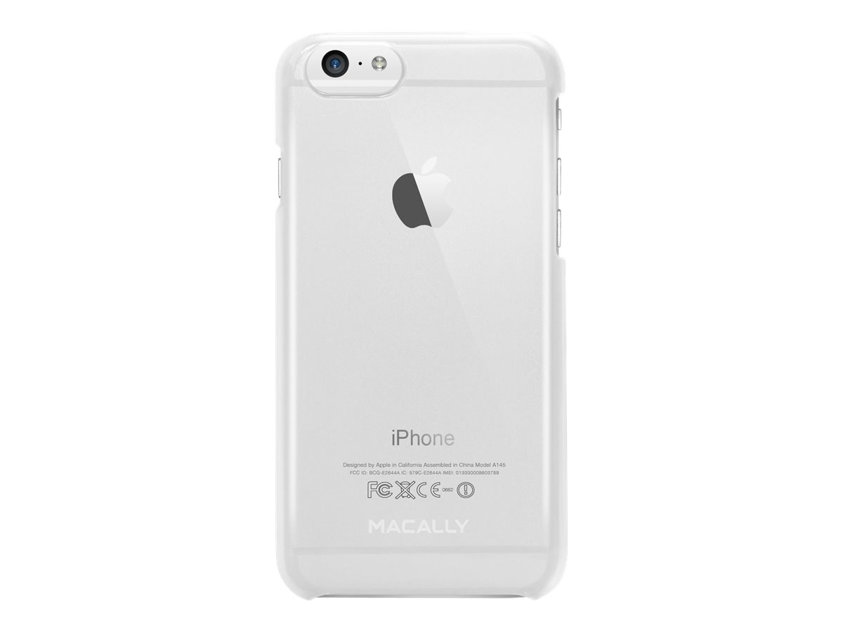 Macally iPhone6 4.7 Snap On Clear, SnapP6MC, 17780787, Carrying Cases - Phones/PDAs