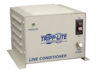 Tripp Lite 600W Wallmount Line Conditioner (4) Outlet 120V