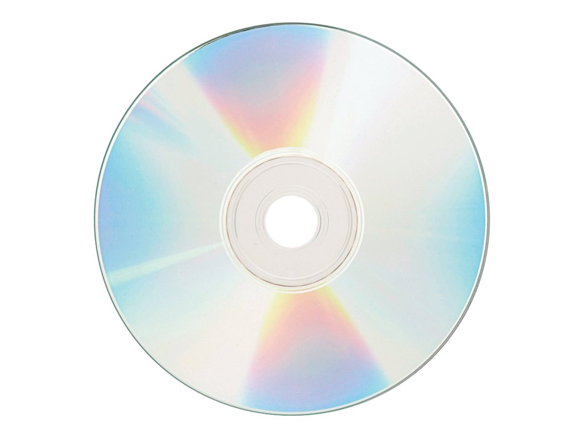 Verbatim 52x 700MB 80min. Shiny Silver Screenable CD-R Media (100-pack)