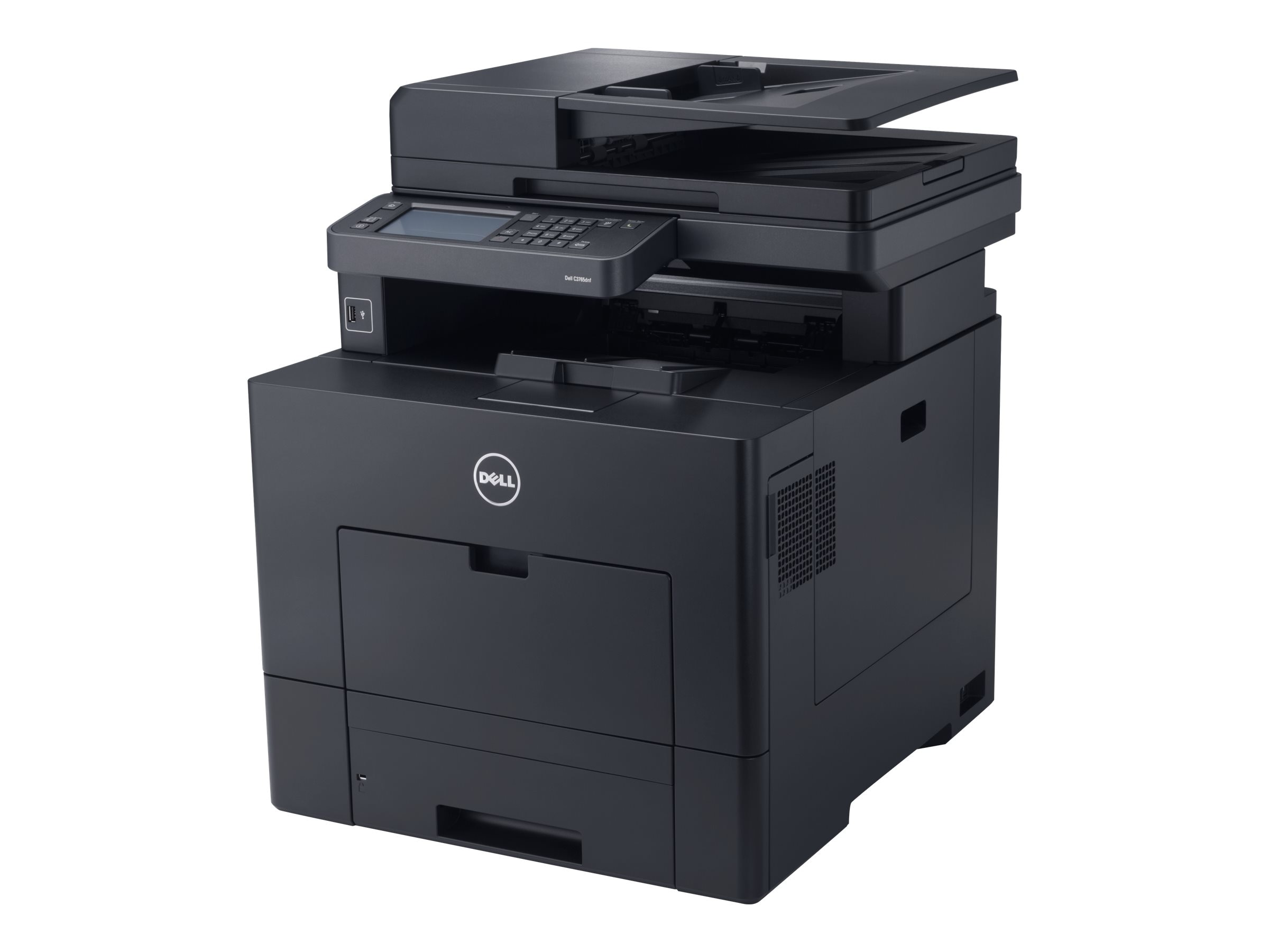 Dell C3765dnf Multifunction Color Laser Printer, C3765DNF