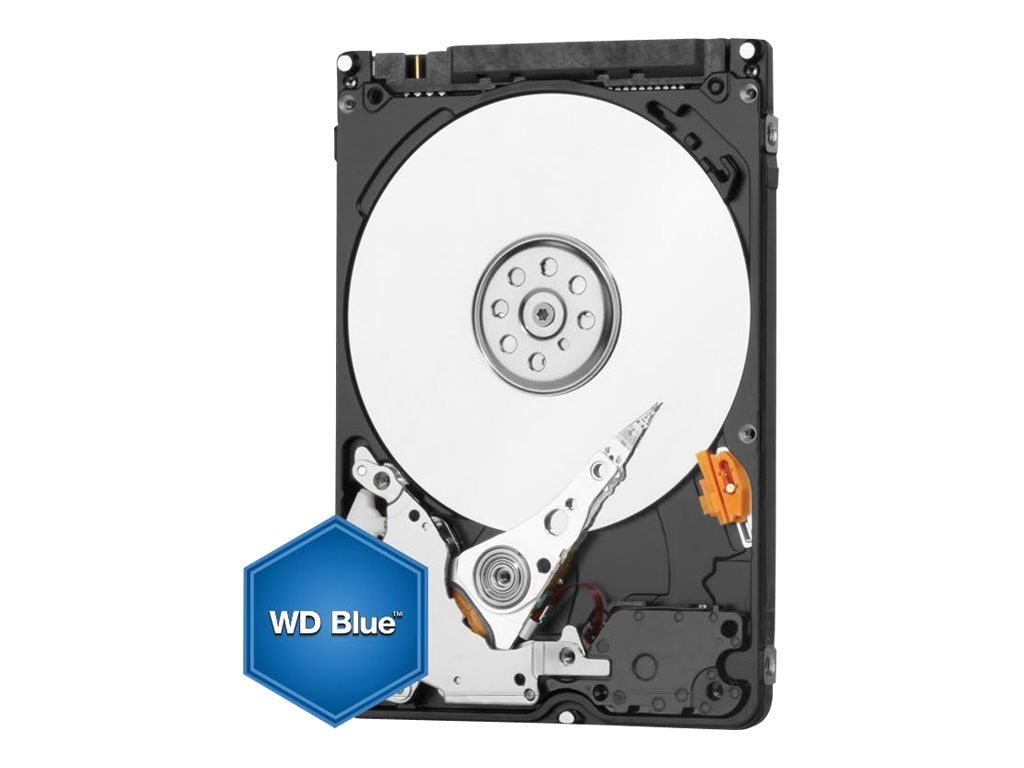 WD 500GB WD Blue SATA 6Gb s 2.5 7mm Internal Hard Drive - 16MB Cache, WD5000LPCX, 30697128, Hard Drives - Internal