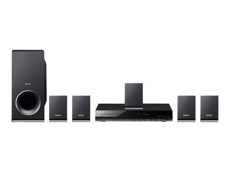 Sony DAVTZ140: All-in-One Home Theater System
