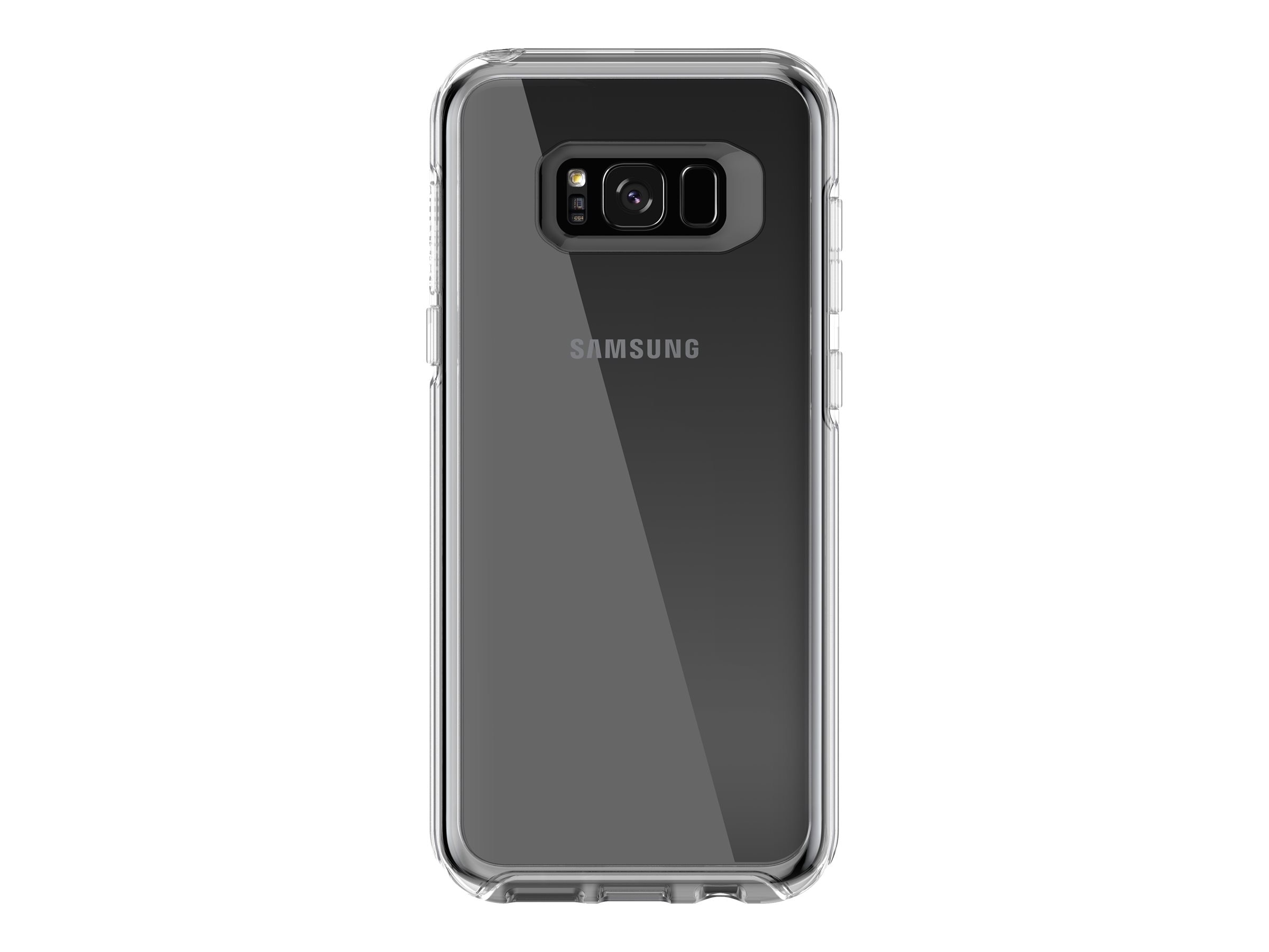OtterBox Symmetry for Samsung Galaxy S8 Edge, Pro Pack, Clear (20-pack)