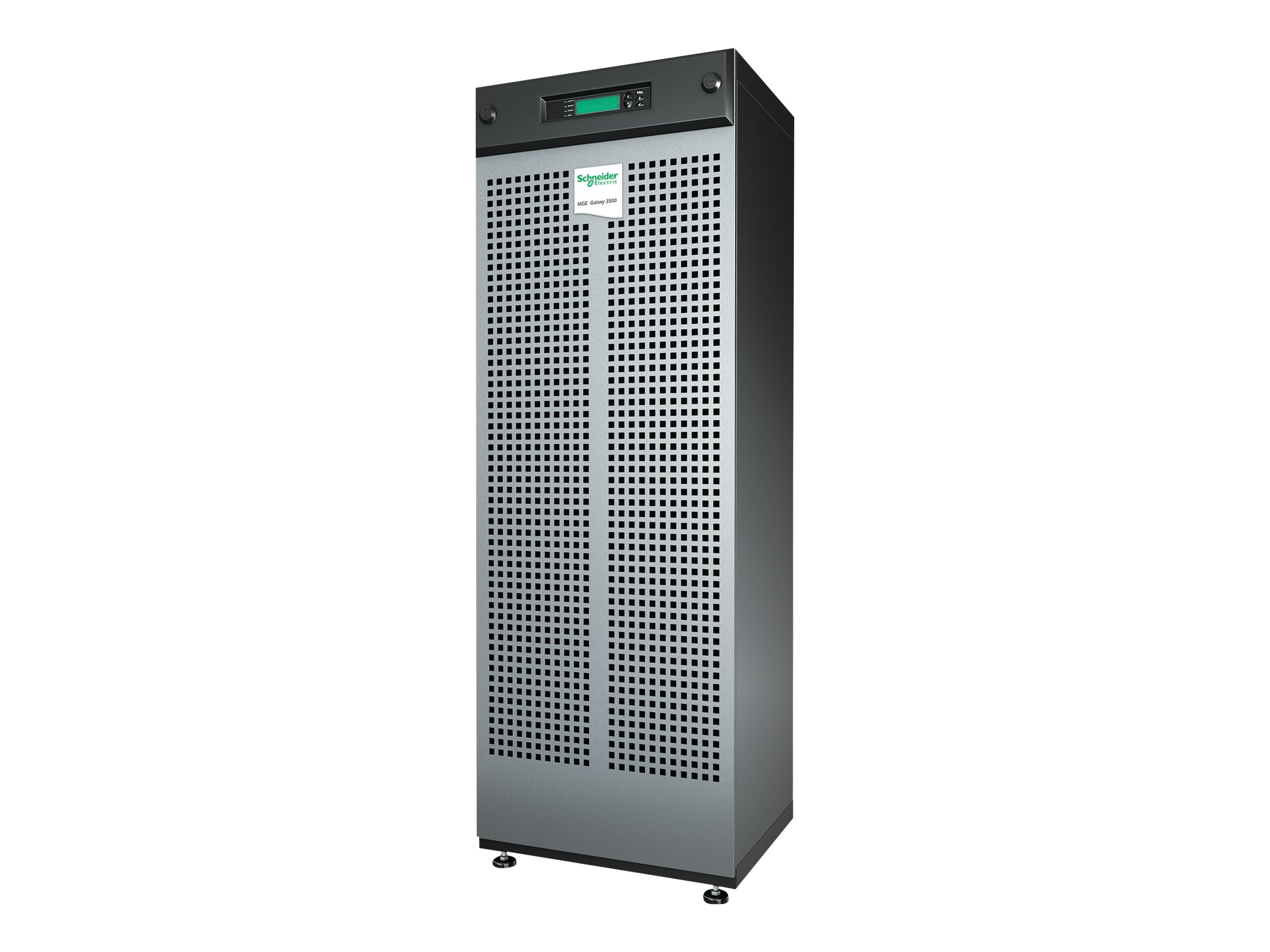 APC MGE Galaxy 3500 10kVA 8kW 208V with (3) Battery Modules Expandable to (4), Start-up 5x8