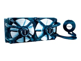 Antec Kuhler H2O 1250 240mm Liquid CPU Cooling System, KUHLER H2O 1250, 16911491, Cooling Systems/Fans