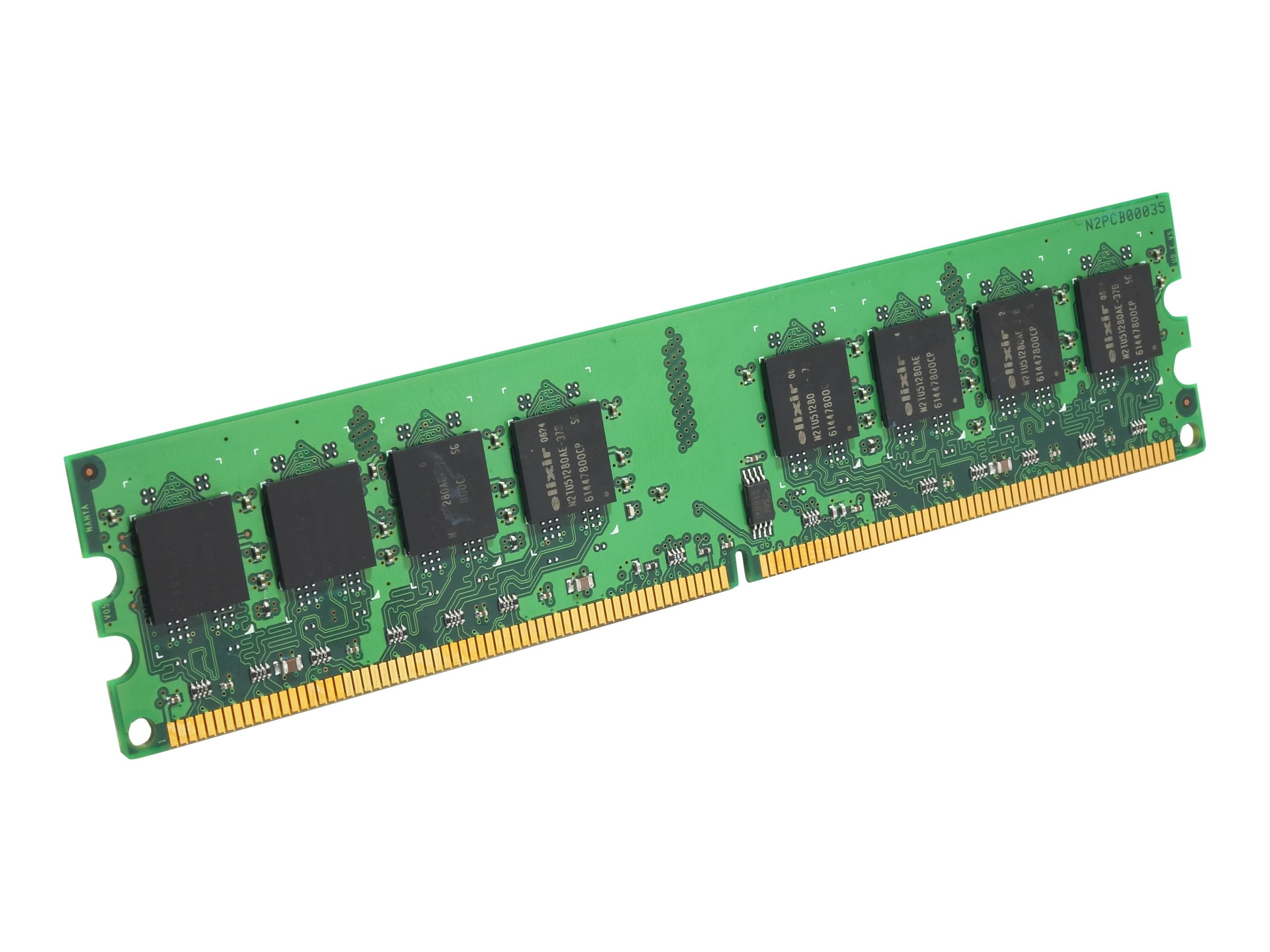 Edge 4GB PC2-6400 240-pin DDR2 SDRAM UDIMM, PE223724, 10104647, Memory