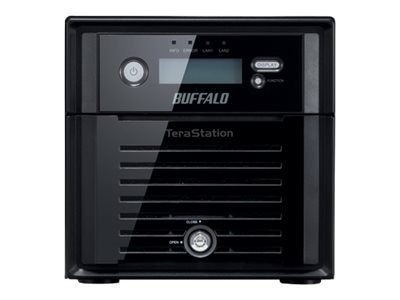 BUFFALO 4TB TeraStation 5200DN WSS NAS, WS5200DN0402W2, 19021653, Network Attached Storage
